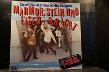 Drafi Deutscher & His Magics - Marmor, Stein Und Eisen Bricht   2 LPs