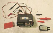 True Rms Digital Multimeter Mdl 467 Simpson Electric W Accessories Bad Batts
