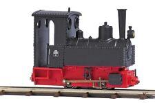 Busch 12142 Locomotive à Vapeur »Decauville« Type 3 Avec Phares H0f # Neuf ' Ovp
