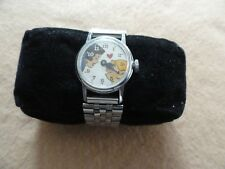 Disney's Snow White Vintage Mechanical Wind Up Girls or Ladies Watch