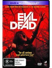Evil Dead (DVD, 2013 remake)  region 2,4,5
