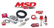 MSD Complete Fuel/Ignition Kit - Ford 351C/429/460 - Atomic EFI/6AL/Distributor
