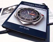 Signed Omega PloProf 600 Book Plonger Professional 166.077 600m 1000 300 proplof