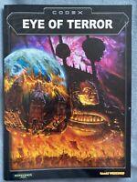 Warhammer 40k Eye of Terror Codex Book Games Workshop WH40K Chaos space marines