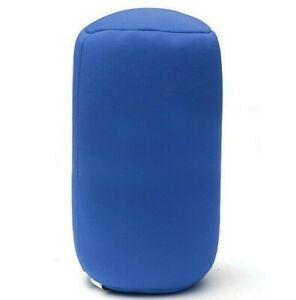 Roll Pillow Home Head BedRest Neck Support Travel Micro bead Roll Pillow 30x16cm