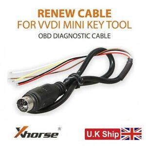 Xhorse Renew Cable XDKT02EN Works with VVDI Key Tool,Mini Key Tool, Max Key Tool