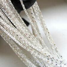 """20x silver plated Hollow snake chain Sweater chain Necklace - &16.5"""""""