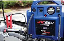 Jump-N-Carry JNC660 1700 Peak Amp 12-Volt Jump Starter Voltmeter provides