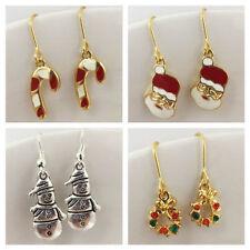 Unbranded Enamel Drop/Dangle Costume Earrings