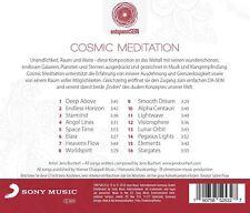 Jens Buchert-Rilassato essere-COSMIC meditazione CD NUOVO