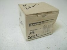 LOVATO 21LS25 CONTACTOR MOTOR STARTER RELAY *NEW IN BOX*