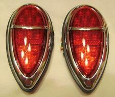 1938-1939 FORD Vintage Style LED 'Signature Series' Tail Lights COOL CUSTOM