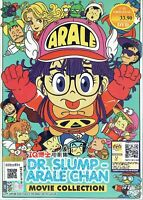 DR. SLUMP : ARALE CHAN MOVIE COLLECTION - COMPLETE ANIME MOVIE DVD ( 11 MOVIES )