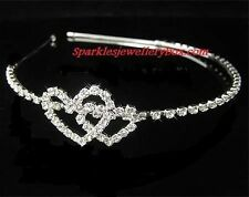 BEAUTIFUL Crystal DIADEMA / CERCHIETTO-NUOVISSIMA T14
