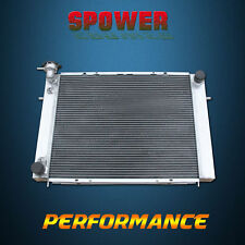 3 ROW 52MM For Holden VL VN VS VP VR VG Commodore V8 Aluminum Radiator 1986-1997