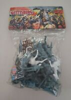 American Civil War Authentic Gettysburg Action Figures Toy Soldiers Army Men