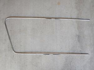 1958-1962 Alfa Romeo Giulietta Sprint Re-Chromed RH Door Panel Trim Strip