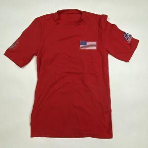 Beretta Womens USA Shooting Tshirt SZ S Long