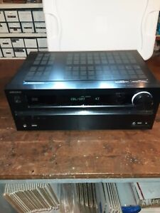 Onkyo TX-NR616 7.2 Channel AV Home Theater Receiver For Parts Or Repair