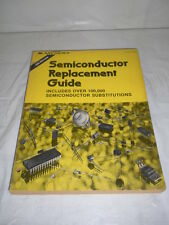VINTAGE 1979/80 Archer Tandy Semiconductor Replacement Guide Two-Way Radio