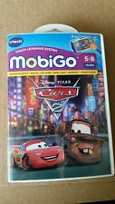 Vtech MobiGo Game  Pixar  Cars2 5-8 Years Free Shipping