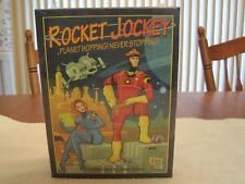 2012 MAYFAIR GAMES ROCKET JOCKEY PLANET HOPPING! NEVER STOPPING! GAME--NEW