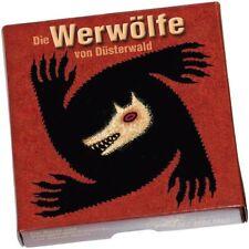 DIE WERWÖLFE VON DÜSTERWALD - Kartenspiel - OVP