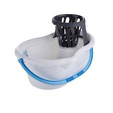 Minky 6 litre Smart Mop Bucket and Wringer Green