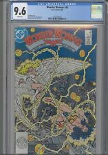 Wonder Woman #16 CGC 9.6 1988 DC George Perez Story and Cover: New Frame