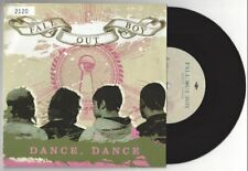 "Fall Out Boy ""Dance Dance"" 7"" OOP Paramore Panic at the Disco Fun"