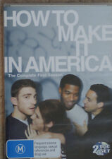 HOW TO MAKE IT IN AMERICA The Complete First Season  Two Disc Set  - DVD