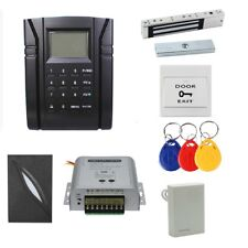 TCP/IP RFID Card With Extended reader Time Attendance Access Control kit