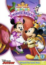 Mickey Mouse Clubhouse: Minnie-Rella DVD *NEW & SEALED*