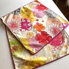 Design Kissen Bezüge 60 x 60 cm 100% Baumwolle hochwertig floral beidseitig