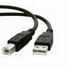 USB 2.0 tipo A macho a B Macho Extensión De Cable De Impresora Canon hermano para PC Laptop