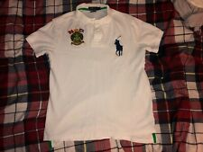 Ralph Lauren Polo Shirt Size Large Marine Supply
