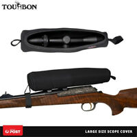 Tourbon Hunting Scope Cover Gun Optics Protector Rifle Waterproof Neoprene