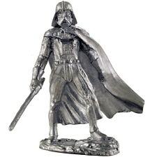 Star Wars — Darth Vader. Tin toy soldiers 54mm miniature statue. metal sculpture