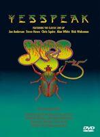 YES - YESSPEAK 2 DVD NEW