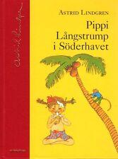 Buch Astrid Lindgren SCHWEDISCH Pippi Långstrump i Söderhavet  Langstrumpf, NEU