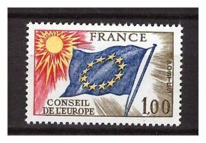 S24404) Dealer Stock France 1976 MNH Service Cons. De L'Europe 1v (X10 Sets)