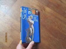 GUIDE BLEU EVASION sicile 1998  plans photos