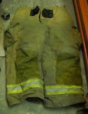 Janesville Lion Turnout Pants Firemans Bunker Pants 40/29