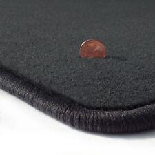 Velours anthrazit Fußmatten passend für OPEL ADMIRAL B 69-76