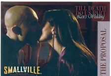 Smallville Season 2 Till Death Do Us Part Chase Card DP-1