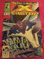 X Factor #24 Signed by Walter and Louise Simonson