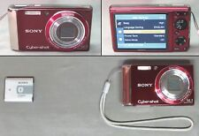 SONY CYBER-SHOT DSC-W370 14.1 MP DIGITAL CAMERA