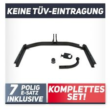 Für Volkswagen VW Passat B5 3B Variant 96-00 Anhängerkupplung starr+E-Satz 7p