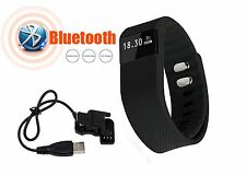 Smart fit Charge Wristband Wireless Activity Fitness, Black