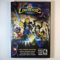 Lego Universe Massively Multiplayer Online Game DVD-Rom for PC/MAC